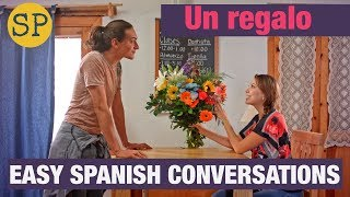 Thank You in Spanish | Easy Spanish Conversations | A Gift