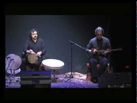 The Art Of Improvisation-Iranian music 2013  Pejman Hadadi, Hamid Motebassem -