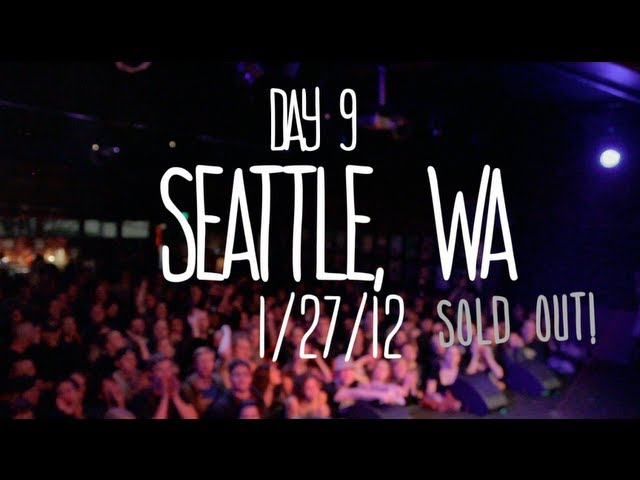 Doomtree No Kings Tour  Recap 3: Seattle, WA - Eugene, OR