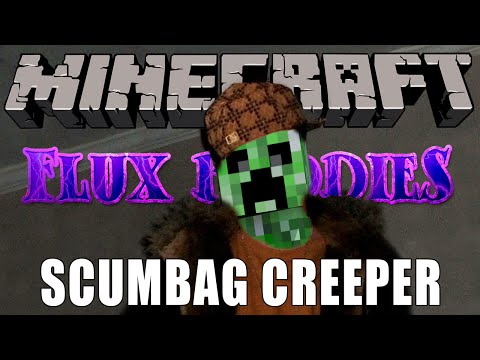 Minecraft - Flux Buddies #103 - Scumbag Creeper (yogscast Complete Mod Pack) video