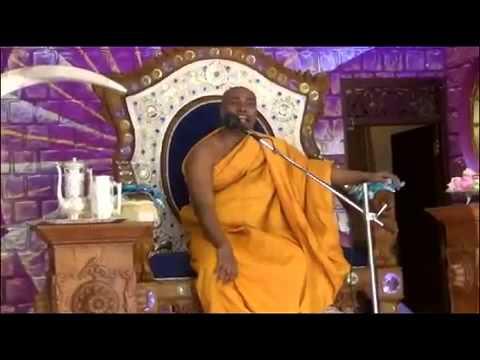 The Way To Be Arahat - Sri Samanthabaddra Thero - Pitiduwe Siridhamma Himi video