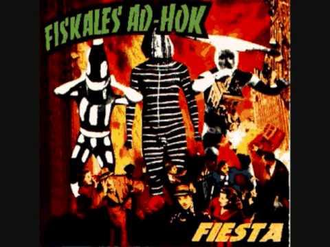 Fiskales Ad-hok - La Cumbia De Pancho