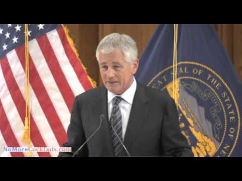 Chuck Hagel to Indian Professor: You're not member of the Taliban are you?