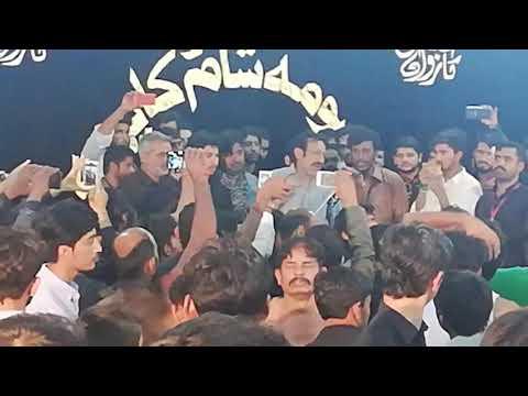 Hassan Sadiq Live Noha Islamabad