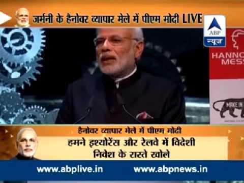 PM Narendra Modi woos German investors, promises stable environment
