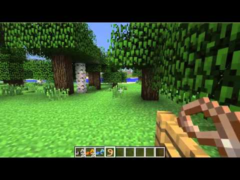 Minecraft 1.6 Snapshot 13w16a [Review + Download] [German]