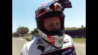 Sardegna Rally Race 2015: Intervista Alessandro Botturi al traguardo della prima tappa