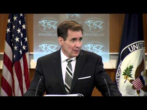 Daily Press Briefing - January 5, 2016