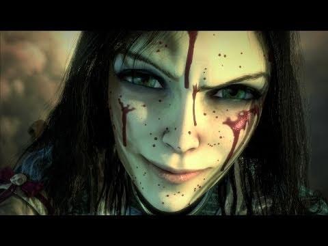 Alice: Madness Returns - Violence In Wonderland Teaser Trailer #3 (2011) | HD