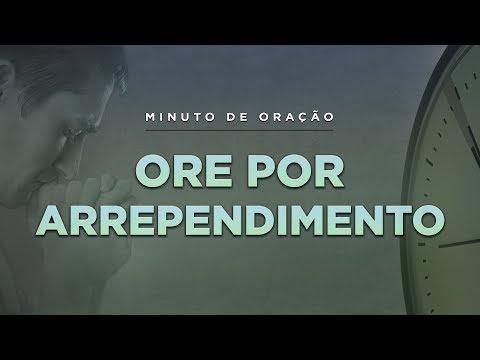 ORAÇÃO DE ARREPENDIMENTO E PERDÃO DOS PECADOS - (Minuto de Oração) Pastor Antonio Junior