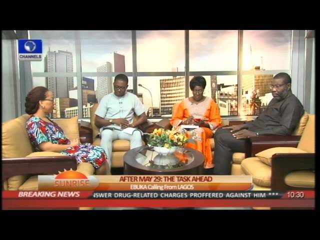 Sunrise Analysts Debate On Task Ahead After May 29 Pt 8