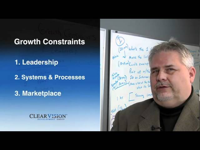 Clear Vision TV Episode 10 Leadership Influence - Character