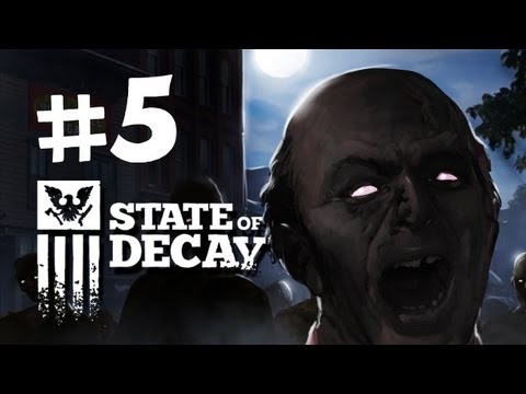 State of Decay Walkthrough -  Part 5 - The Army