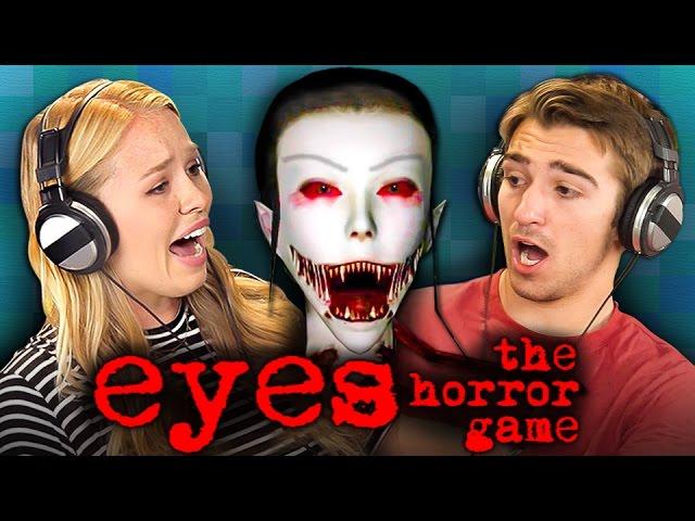 EYES - THE HORROR GAME (REACT: Gaming)