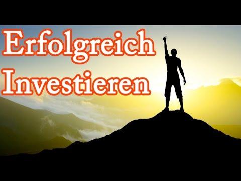 Erfolgreich Investieren Und Geld Verdienen An Der Börse ! Aktien Für Anfänger !