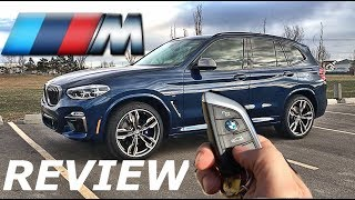 Here's Why The 2019 BMW X3 M40i is Worth $80,000