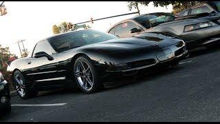 1998 Corvette Bullet exhaust