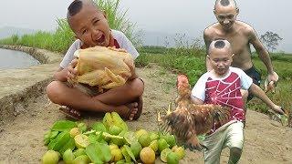 Bắn Trộm Gà Hàng Xóm Nướng Siêu Chua Vừa Ngon Vừa Hài ( Super sour grilled chicken )