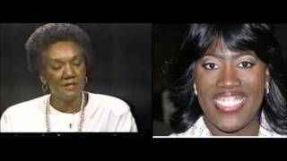 Dr. Frances Cress Welsing: Did Sheryl Underwood Take The RED Or BLUE Pill??