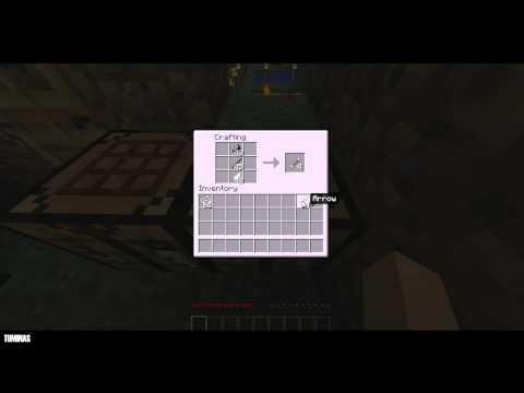 Como Fazer Objetos No Minecraft!
