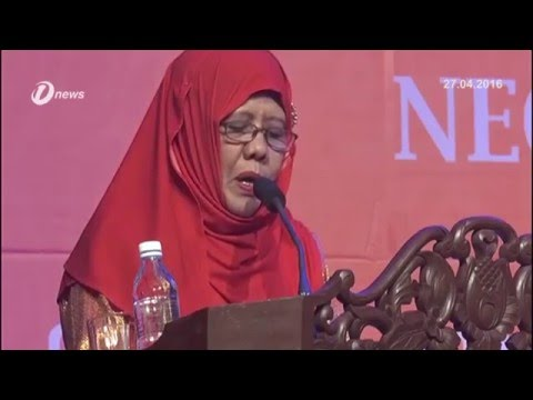 Dr Zurinah Hassan First Woman To Receive National Literary Award