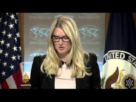 US supplies Israel with bombs amid Gaza blitz