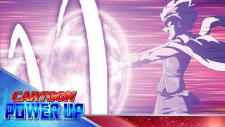Episode 35 - Beyblade Metal Fusion|FULL EPISODE|CARTOON POWER UP