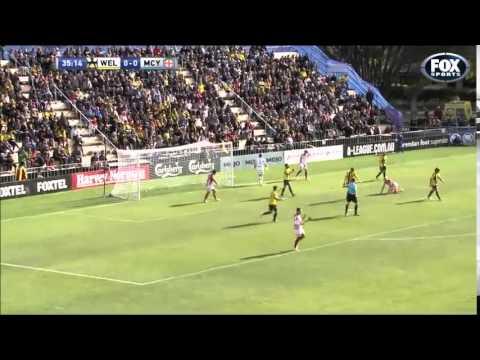 Wellington Phoenix 0-0 Melbourne City