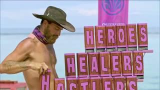 Survivor: Heroes v Healers v Hustlers - Ben's Reunion Montage (Extended)