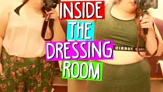 Plus Size Inside The Dressing Room: TORRID! Spring Break Shop With Me!