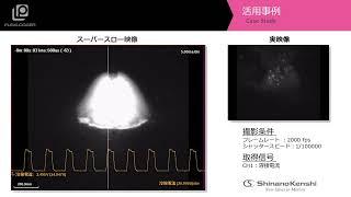 ハイスピードカメラ+データロガー 「アーク溶接の改善」