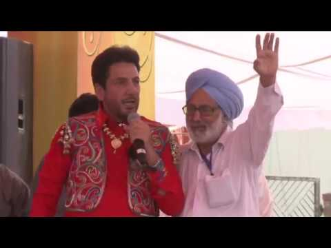 Gurdas Maan Live In Nakoder 2 May 2014 video