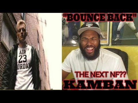 EMINEM & NF FLOW COMBINED! | Kamban - Bounce Back (Official Music Video) -REACTION