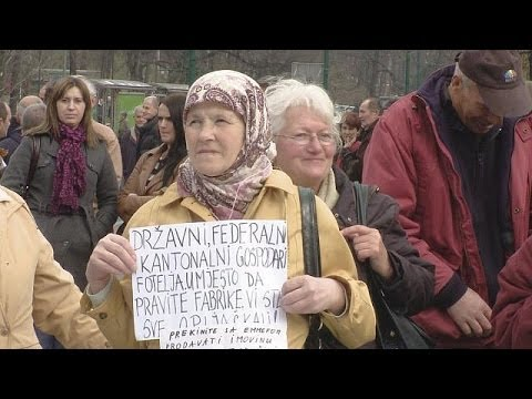 Bosnia-Herzegovina: corruption protests fuel a potential political spring - reporter