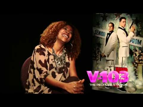 21 Jump Street - Phil Lord & Chris Miller Interview With Ramona DeBreaux