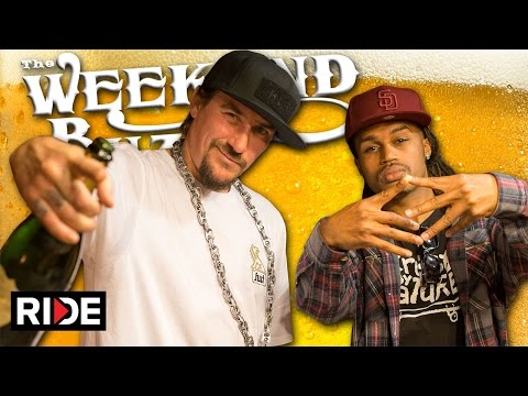 Peter Smolik & Brandon Turner: Sk8 Mafia, $50,000 Checks & Prison! Weekend Buzz ep. 100 pt. 2