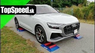 Audi Q8 quattro 4x4 test - TopSpeed.sk