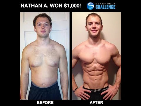 BEST P90X Results - Ripped Transformation