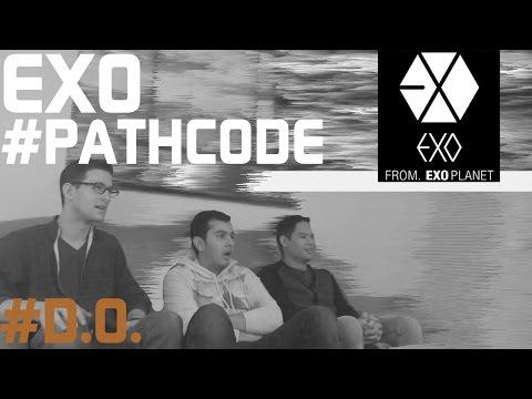 Exo - Pathcode #d.o. Teaser Reaction, Non-kpop Fan Reaction [hd] video