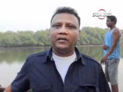 Father-son Duo die in a drowning incident in zuari river at rachol while immersing relative's ashes