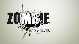 Download Lagu ZOMBIE - Bad Wolves (Original from The Cranberries) || Anthony Kiriazes (Drum Cover) Gratis STAFABAND