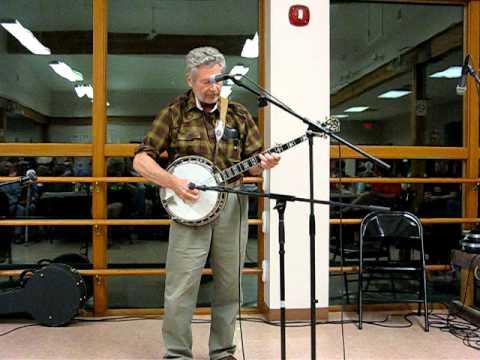 Banjo Camp North Sept2010 - Eric Weissberg