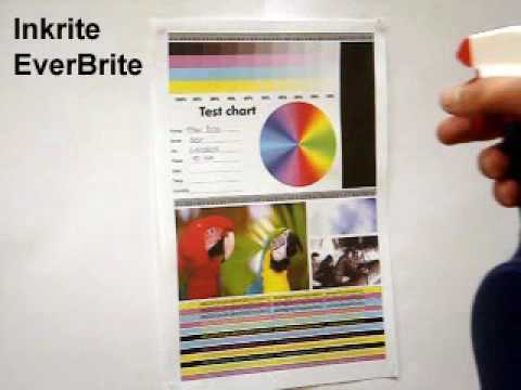 Inkrite Water Proof Printer Ink