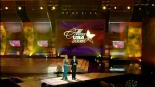 MISS USA 2006 Chelsea Cooley Interview