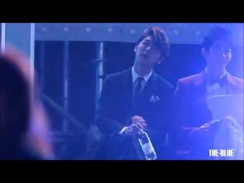 [fancam] 141019 Mc Kangminhyuk Kpop World Festival Changwon 2014 video