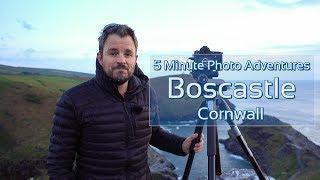 Boscastle, Cornwall - 5 Minute Photo Adventure