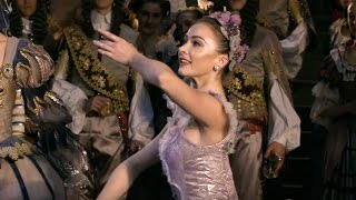 Darcey Bussell on how to dance The Sleeping Beauty's Lilac Fairy (The Royal Ballet)