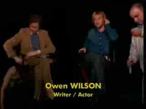 Wes Anderson - Owen Wilson Interview