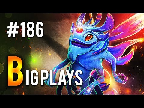 Dota 2 - Big Plays Moments - Ep. 186