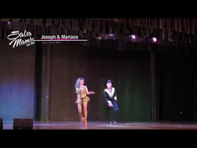 Joseph Vazquez & Mariana Tena | Salsa Mambo Fest 2014 | Riviera Nayarit